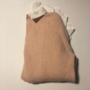 NWT Blush Sweater Tunic